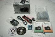 Brand New: Canon EOS 1D Mark II N 8.2MP Digital SLR Camera