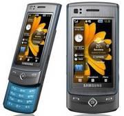 Samsung Tocca Ultra Blue £100.00