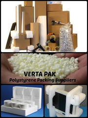 Verta Pak - Polystyrene Packing Suppliers based in the UK
